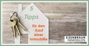 5 Tipps für den Kauf eines Hauses oder einer Wohnung in der Region Stuttgart