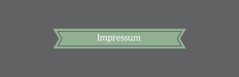"""Bild mit dem Wort """"Impressum"""""""