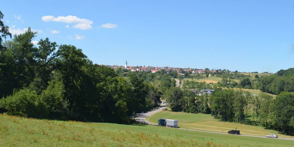 Ansicht von Ostfildern-Kemnat dem Sitz von Eisenbraun Immobilien. Nehmen Sie Kontakt auf!